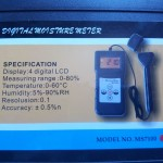 Jual Wood Moisture Meter MS7100