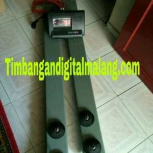 Timbangan Load Bar Kapasitas 2 ton, Timbangan Sapi Model Load Bar